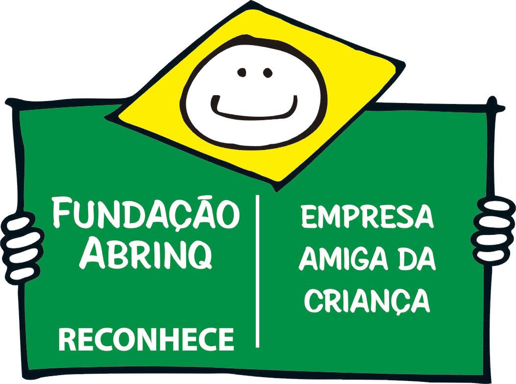 Fundação Abrinq Empresa Amiga da Criança